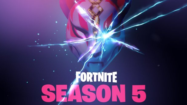 Fortnite startet sehr bald in Season 5.