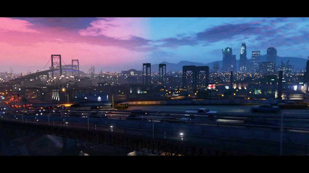 PC-Trailer von Grand Theft Auto 5
