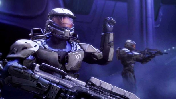 Halo 5: Guardians - Trailer zur Animationsserie »Halo: The Fall of Reach«
