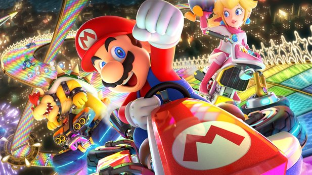 Mario Kart 8 Deluxe - Test-Video zum Fun-Racer-Hit für Nintendo Switch