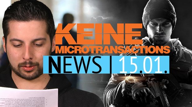 News: The Division ohne Microtransactions - Schadenersatzklage gegen Call of Duty