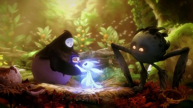 Ori and the Will of Wisps - Gameplay-Trailer von der E3 2018, Plattformer auf 2019 verschoben
