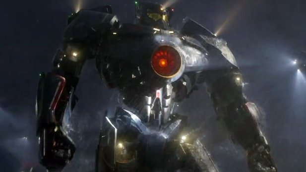 Pacific Rim - Riesenroboter und haushohe Aliens: Kino-Trailer mit Making-of