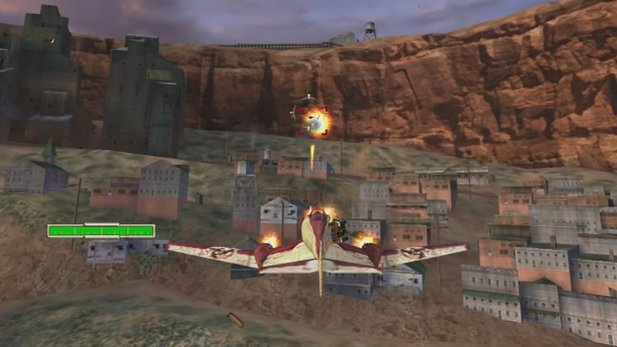 Retro Hall of Fame: Crimson Skies - Tollkühne Männer in ihren ballernden Kisten
