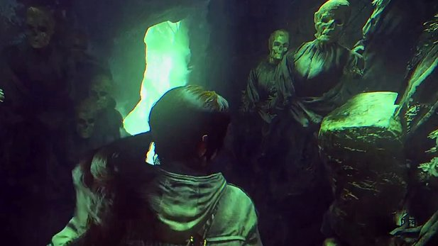 Rise of the Tomb Raider - DLC-Trailer zu Baba Yaga: Temple of the Witch