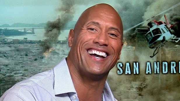 San Andreas - The Rock im exklusiven Interview