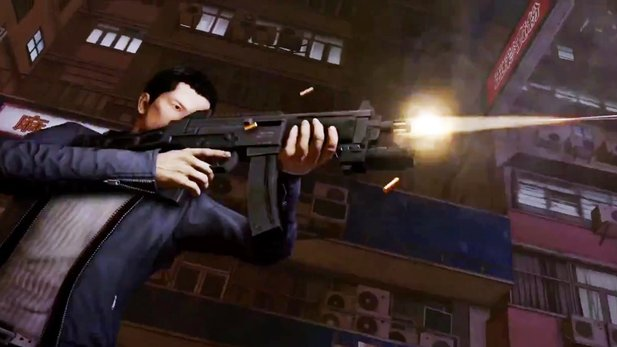 Sleeping Dogs - Ingame-Trailer zur Definitive Edition
