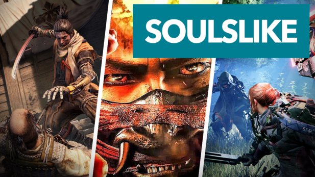 Soulslikes: 10 kommende Alternativen zu Dark Souls