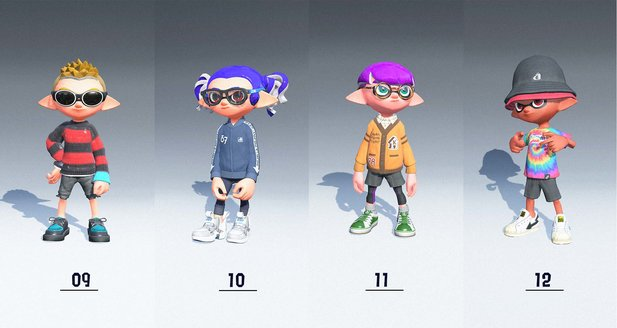 Neue Items in Splatoon 2