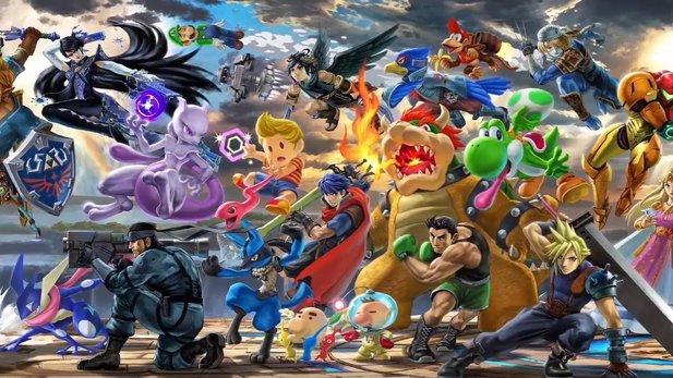 Super Smash Bros Ultimate Kein Wii U Port Von Grund Auf Neues Spiel