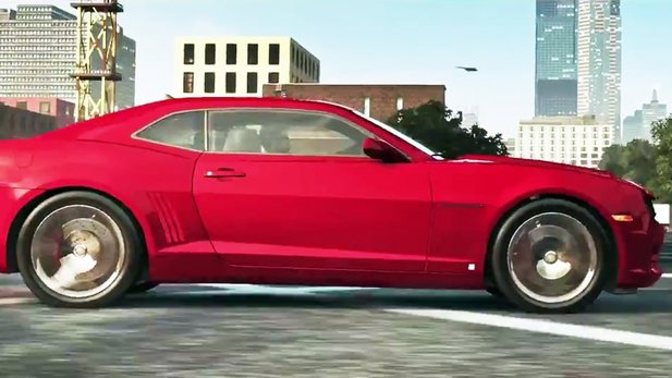 gamescom-Trailer von The Crew