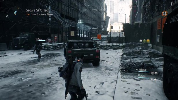 The Division - Community Q&A : November 2015