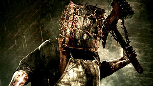 Der »The Executioner«-DLC zu The Evil Within erscheint am 26. Mai.
