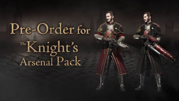 Knight's Arsenal Pack