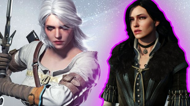 The Witcher (Serie) - Yennefer und Ciri