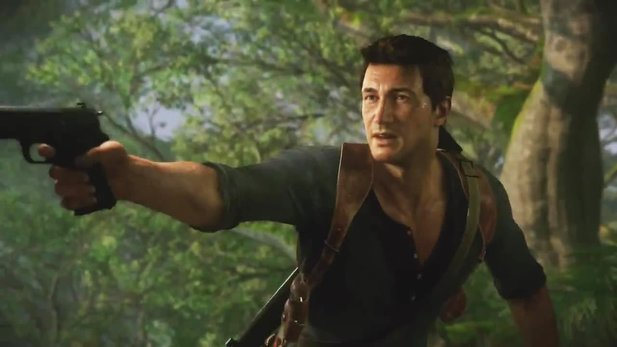 Uncharted 4: A Thief's End - Erster Gameplay-Trailer mit 15 actiongeladenen Minuten