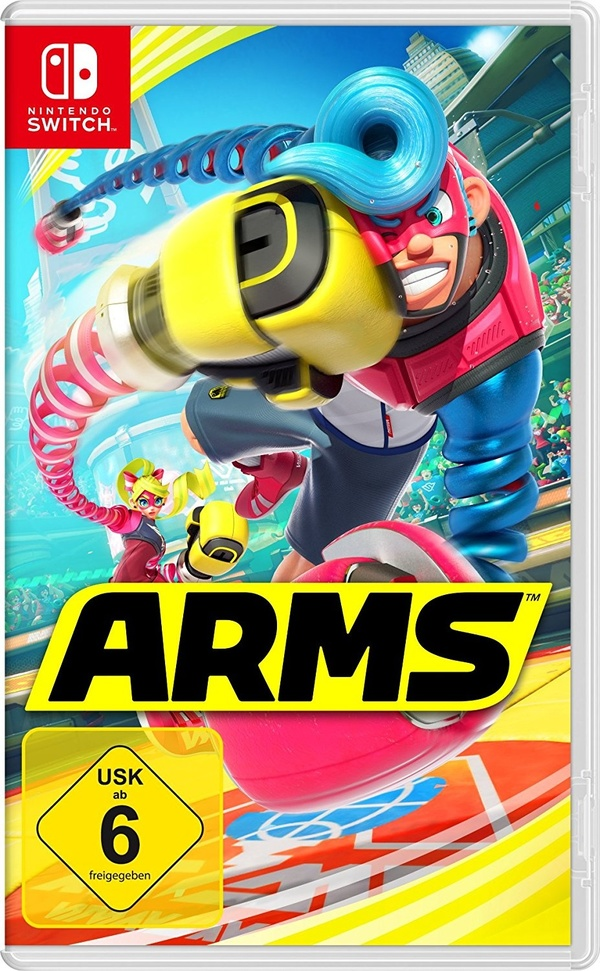 Cover zu Arms