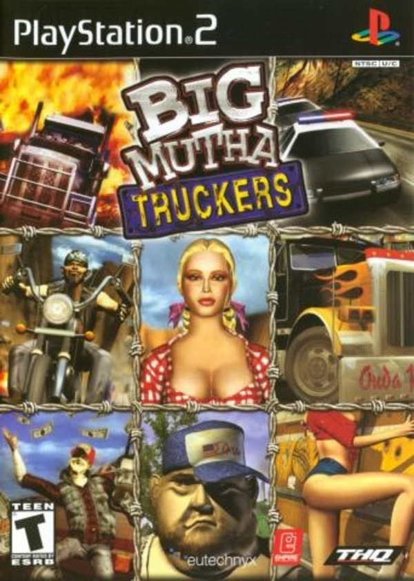 Cover zu Big Mutha Truckers