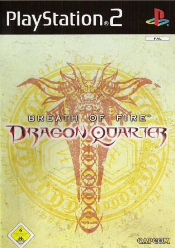 Cover zu Breath of Fire: Dragon Quarter