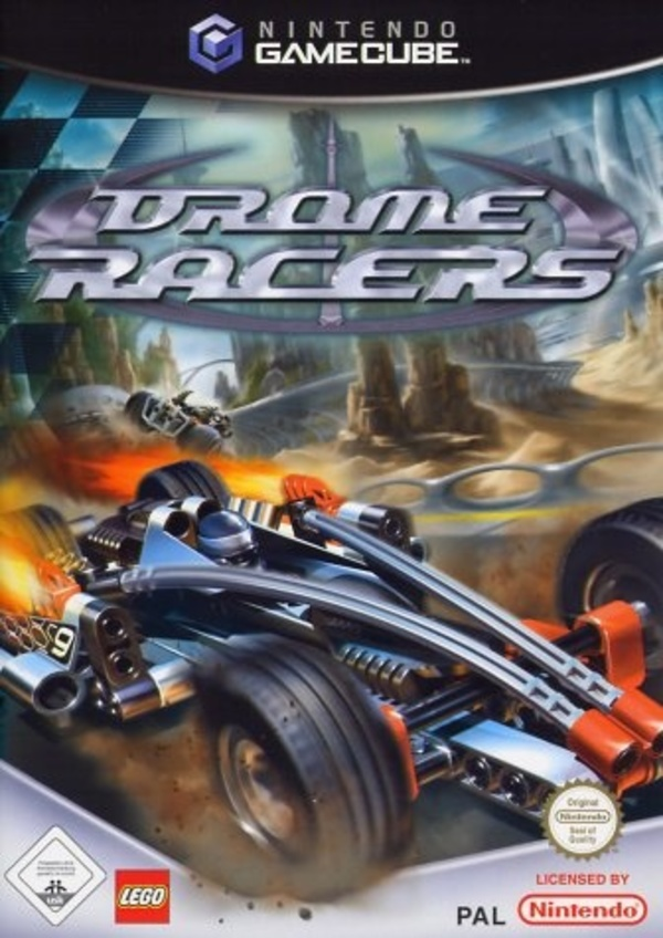 Cover zu Drome Racers