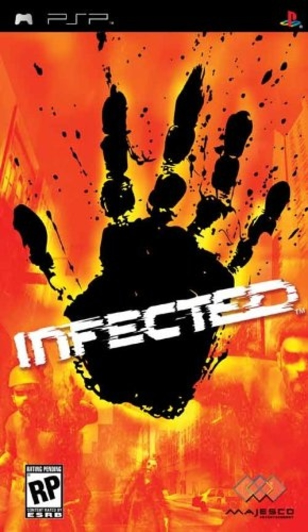 Cover zu Infected
