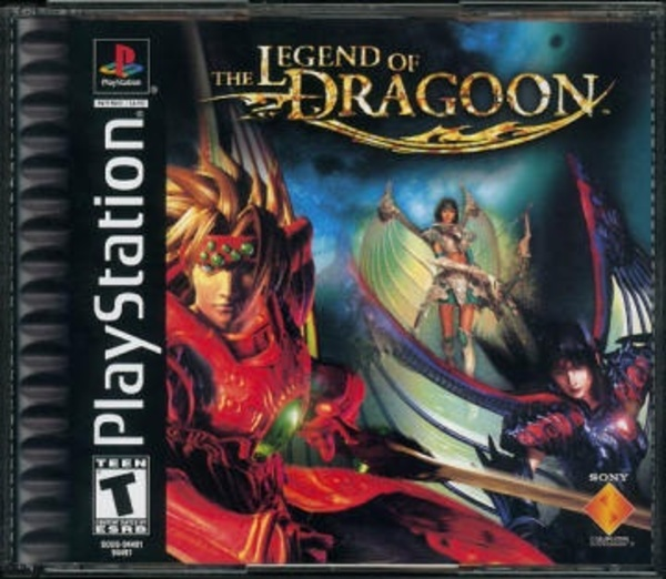 Cover zu Legend of Dragoon, The