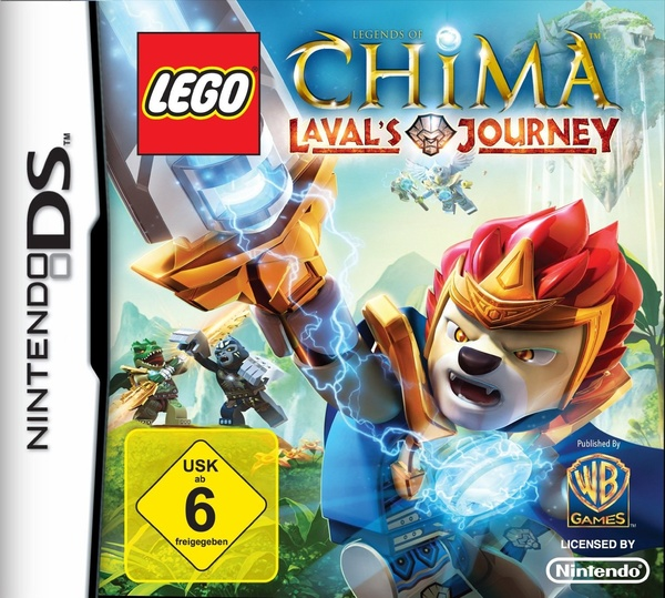 Cover zu Lego Legends of Chima: Laval's Journey