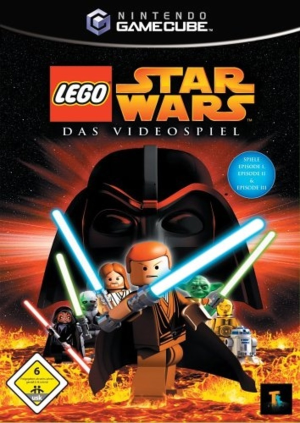 Cover zu Lego Star Wars
