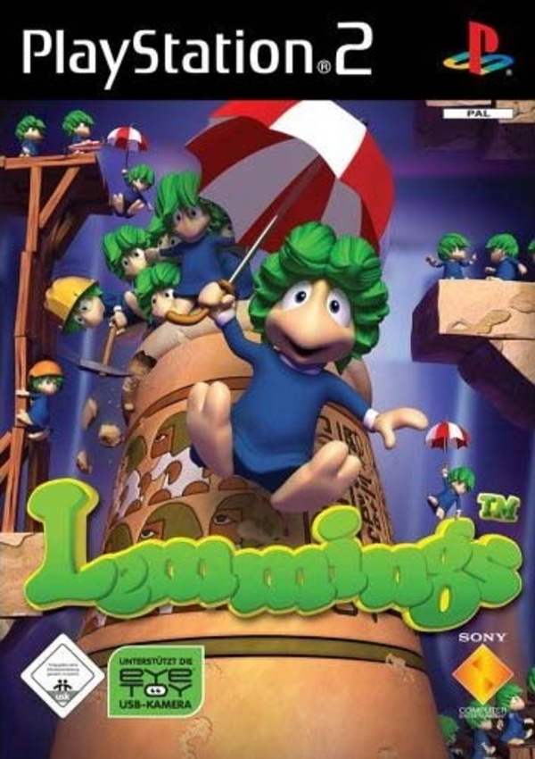 Cover zu Lemmings