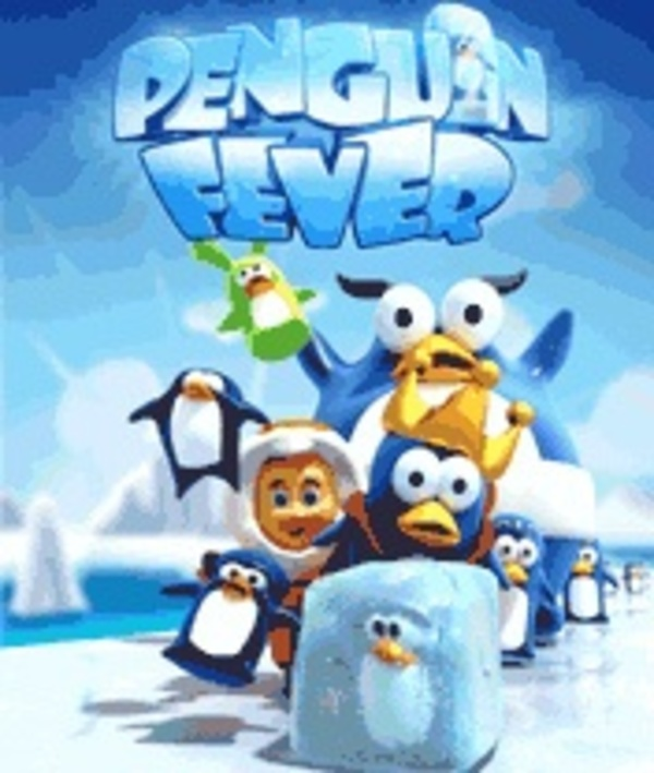 Cover zu Penguin Fever