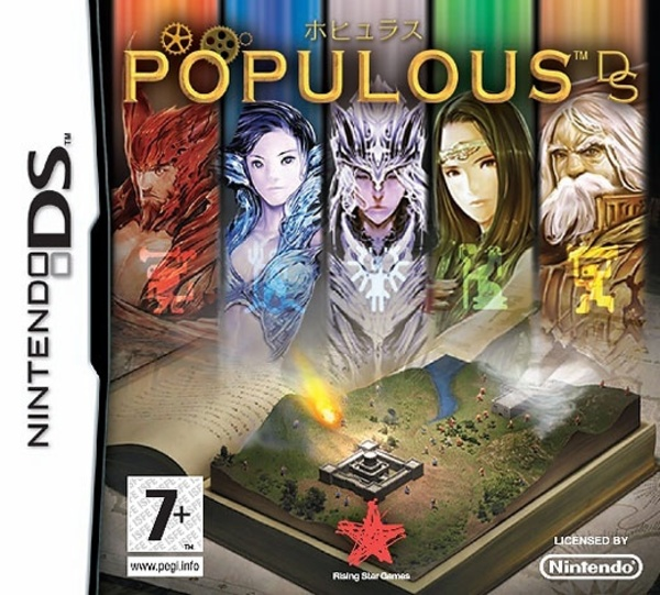 Cover zu Populous