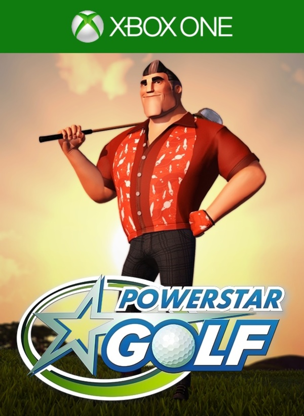 Cover zu Powerstar Golf