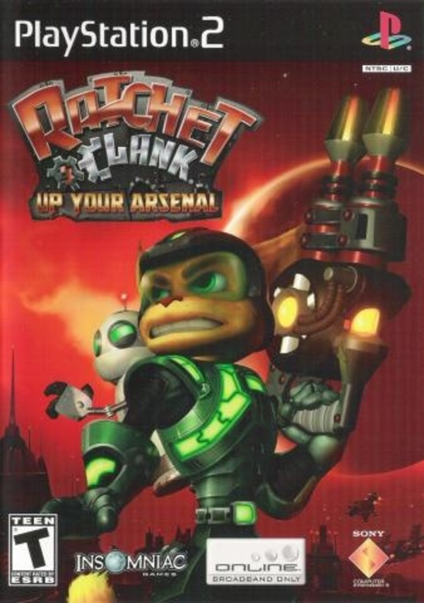 Cover zu Ratchet and Clank 3: Up Your Arsenal