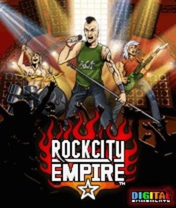 Cover zu Rock City Empire
