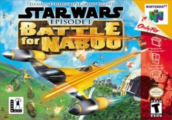 Cover zu Star Wars: Episode I: Battle for Naboo