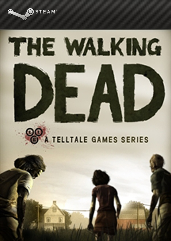 Cover zu The Walking Dead: Episode 3 - Long Road Ahead