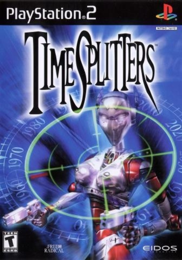 Cover zu TimeSplitters