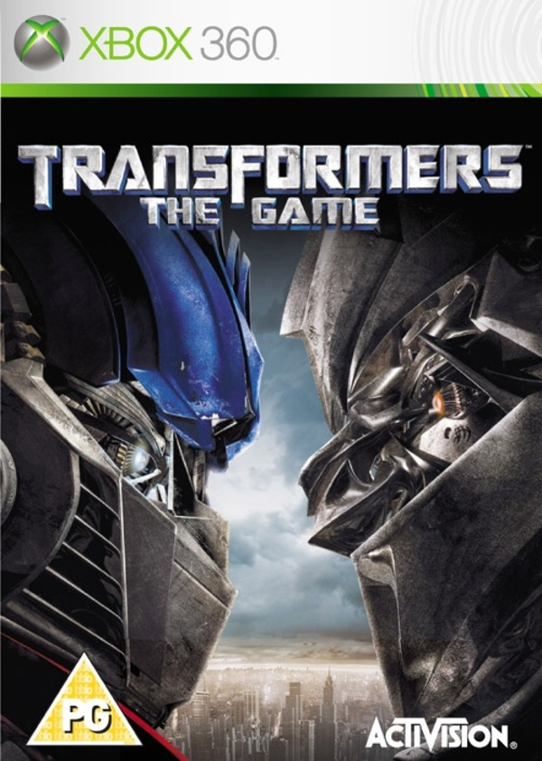 Cover zu Transformers: The Game