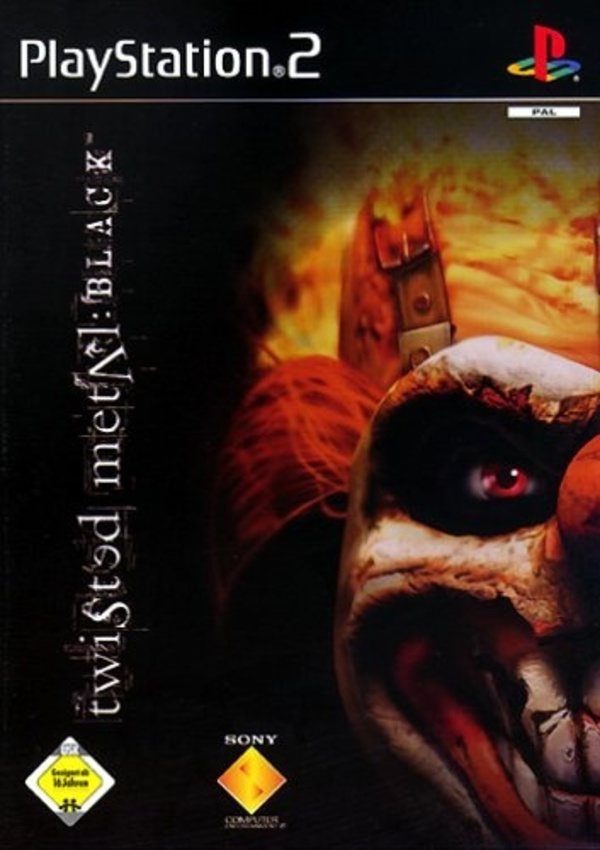 Cover zu Twisted Metal: Black