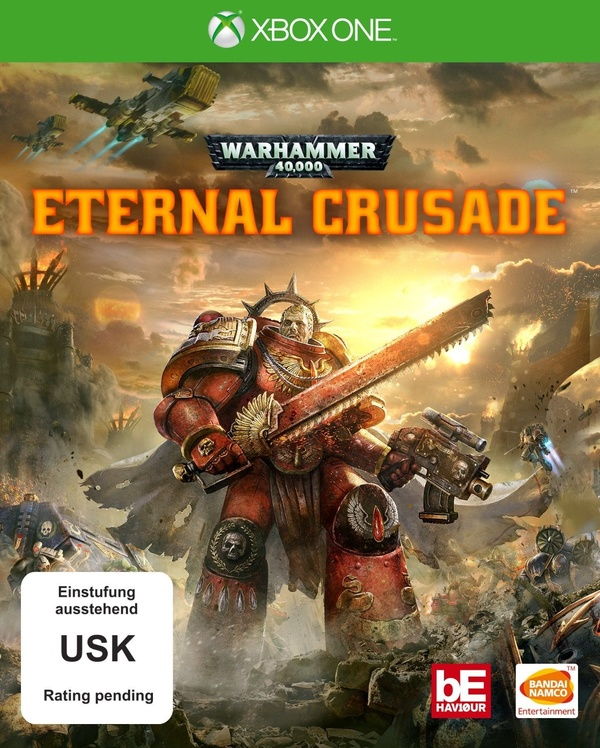 Cover zu Warhammer 40K: Eternal Crusade