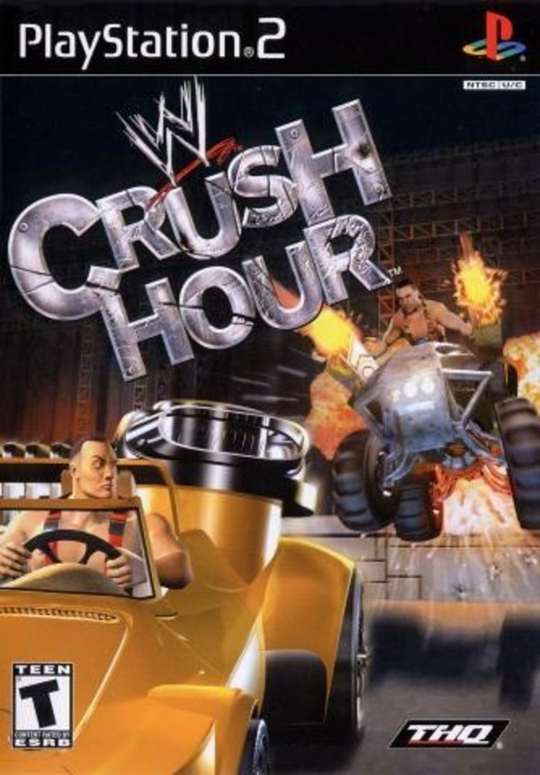 Cover zu WWE Crush Hour