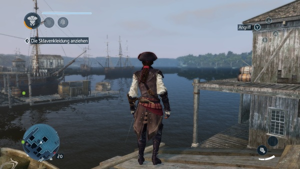 Assassin S Creed 3 Remastered Test Switch Revolution Fur