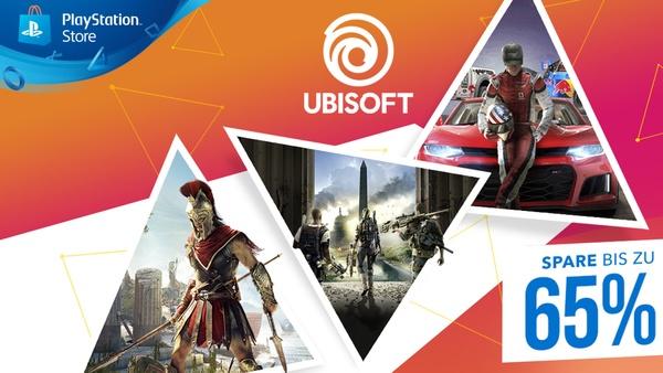 PS Store – Großer Ubisoft-Sale mit Assassin's Creed Odyssey gestartet [Anzeige]