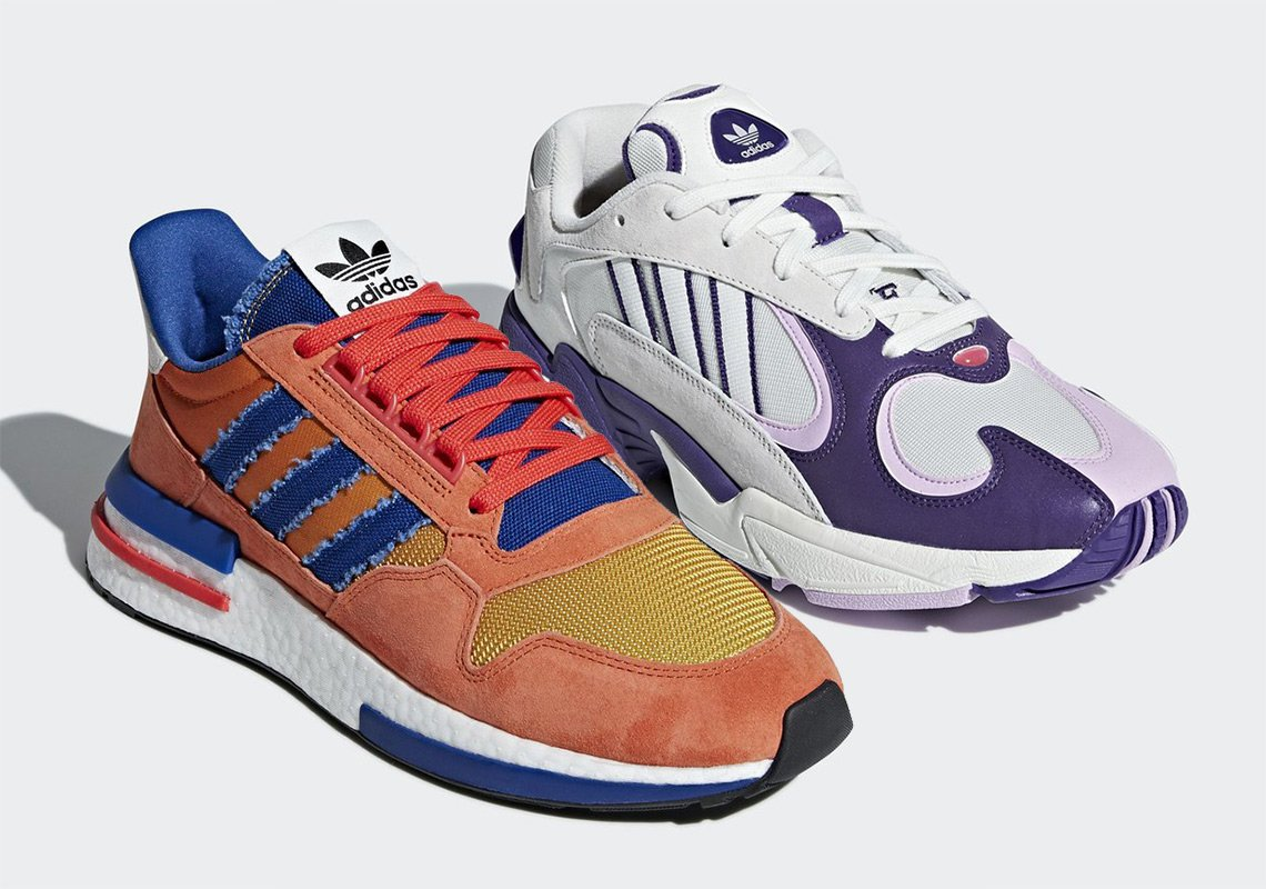 Dragon Ball Z shoes by Adidas SON GOKŪ