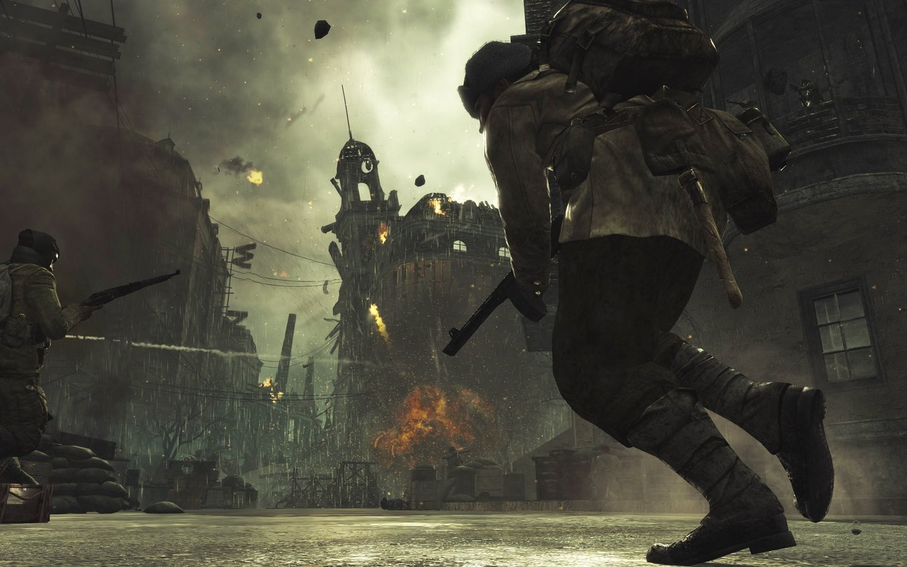 Call of Duty: World at War - Downloadcontent - Neue Maps für ...
