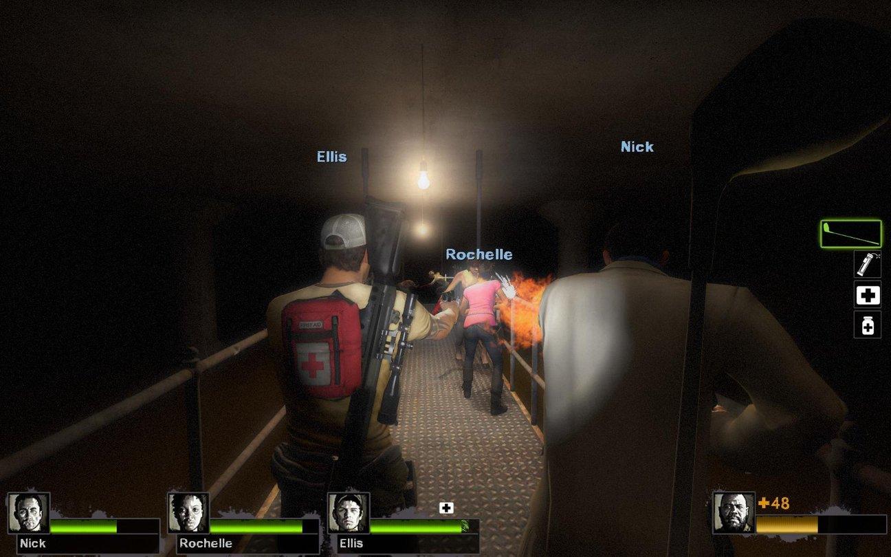 Left 4 Dead 2 - Update - Neuer Patch mit »Headshot«-Spielmodus