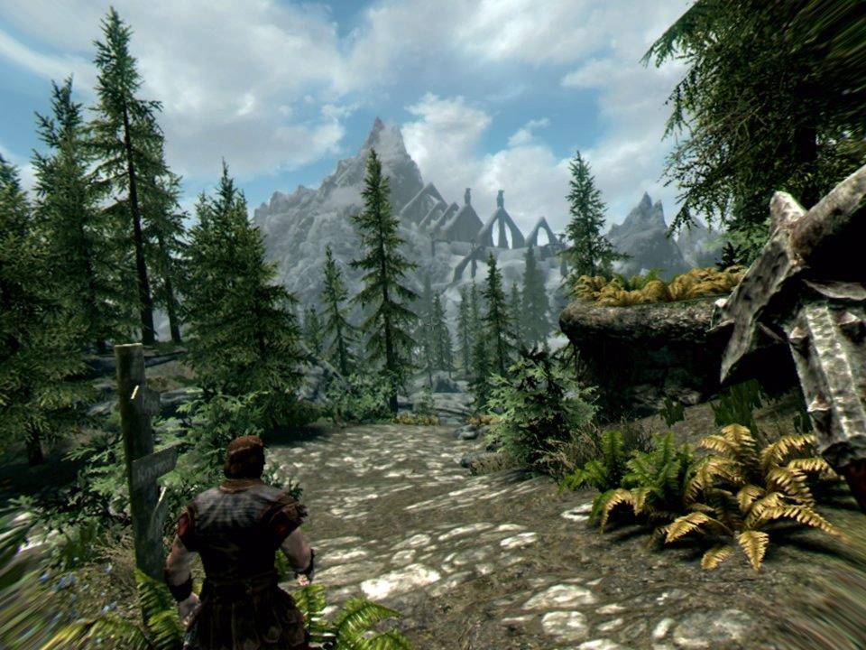 The Elder Scrolls 5: Skyrim VR im Test - Ein K(r)ampf