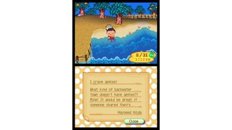Animal Crossing Wild Wild World DS 5