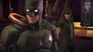 Batman: The Enemy Within - The Telltale Series - Screenshots