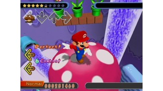 Dancing Stage Mario Mix_GC 2